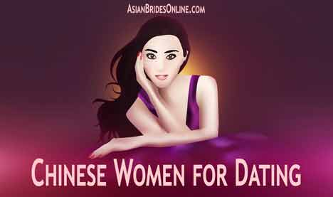 Seeking Chinese women for marriage