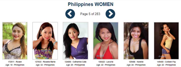 Philippines personals - Meet women from the Philippines.